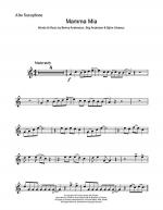 Mamma Mia Sheet Music