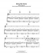 Bring Me Home Sheet Music