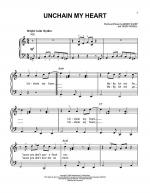 Unchain My Heart Sheet Music