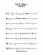Nellie The Elephant Sheet Music