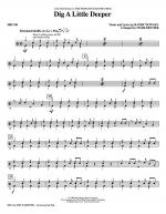 Dig A Little Deeper (from The Princess And The Frog) - Drums Sheet Music
