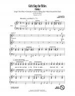 Girls Sing The Fifties (Medley) Sheet Music