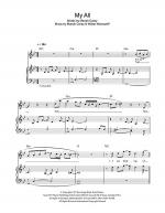 My All Sheet Music