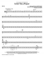 Livin' On A Prayer - Drums Sheet Music