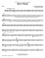 Alice's Theme - Bass Sheet Music