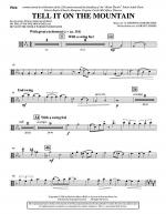 Tell It On The Mountain (from A World Of Christmas) - Viola Sheet Music