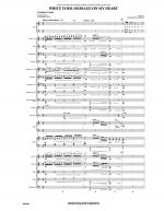 Write Your Message On My Heart - Score Sheet Music