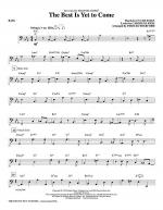 The Best Is Yet To Come - Bass Sheet Music