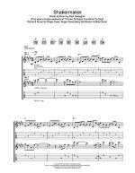 Shakermaker Sheet Music