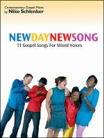 New Day - New Song (Vocal Score) Sheet Music