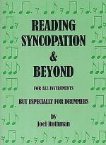 Reading Syncopation & Beyond For All Instruments But Especially For Drummers Sheet Music