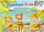 Beginner Basics Guitar for Kids Book/3CDs/3DVDs Sheet Music