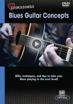 iVideosongs -- Blues Guitar Concepts Sheet Music