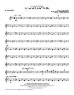 A Lot Of Livin' To Do - Bb Trumpet 1 Sheet Music