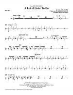 A Lot Of Livin' To Do - Drums Sheet Music