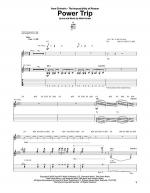 Power Trip Sheet Music