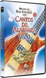Método con Cantos de Alabanza: Bajo Eléctrico Vol. 1 Sheet Music