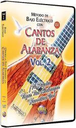 Método con Cantos de Alabanza: Bajo Eléctrico Vol. 2 Sheet Music