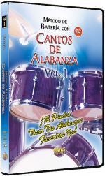 Método con Cantos de Alabanza: Batería Vol. 1 Sheet Music