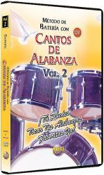 Método con Cantos de Alabanza: Batería Vol. 2 Sheet Music