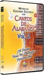 Método con Cantos de Alabanza: Guitarra Eléctrica Vol. 2 Sheet Music