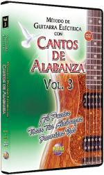 Método con Cantos de Alabanza: Guitarra Eléctrica Vol. 3 Sheet Music