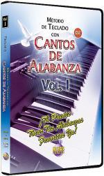 Método con Cantos de Alabanza: Teclado Vol. 1 Sheet Music