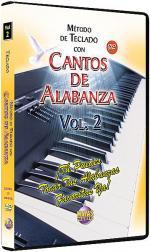Método con Cantos de Alabanza: Teclado Vol. 2 Sheet Music