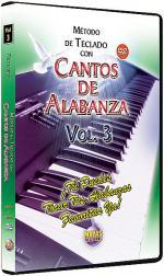 Método con Cantos de Alabanza: Teclado Vol. 3 Sheet Music
