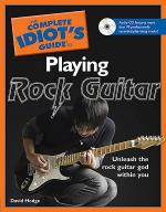 The Complete Idiot's Guide to Playing Rock Guitar Sheet Music