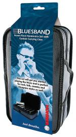 Hohner Bluesband 7-Harmonica Set with Case Sheet Music