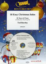 10 Easy Christmas Solos Sheet Music