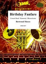 Birthday Fanfare Sheet Music