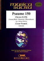 Psaume 150 Sheet Music