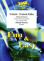 Tritsch-Tratsch Polka Sheet Music