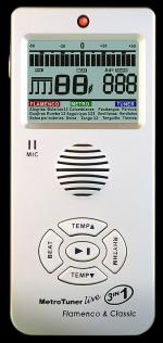 Metro Tuner Live 3in1, Flamenco & Classic Sheet Music