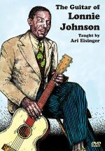 Guitar of Lonnie Johnson Sheet Music