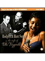 Rodgers & Hart Songs in the Style of Ella Fitzgerald (Karaoke CD) Sheet Music