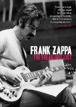 Frank Zappa - The Freak-Out List Sheet Music