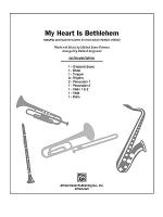 My Heart Is Bethlehem Sheet Music
