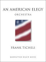 An American Elegy Sheet Music