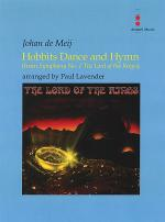 Hobbits Dance and Hymn (from The Lord of the Rings) Sheet Music