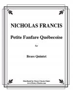 Petite Fanfare Quebecoise Sheet Music