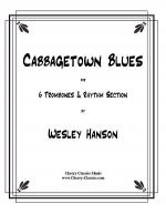 Cabbagetown Blues Sheet Music