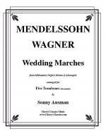 Wedding Marches Sheet Music
