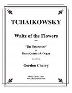 Waltz of the Flowers from the Nutcracker Sheet Music