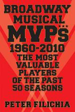 Broadway Musical MVPs: 1960-2010 Sheet Music