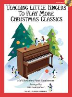Teaching Little Fingers to Play More Christmas Classics Sheet Music