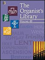 The Organist's Library, Vol. 49 Sheet Music