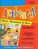 Activate! Apr/May 11 Sheet Music